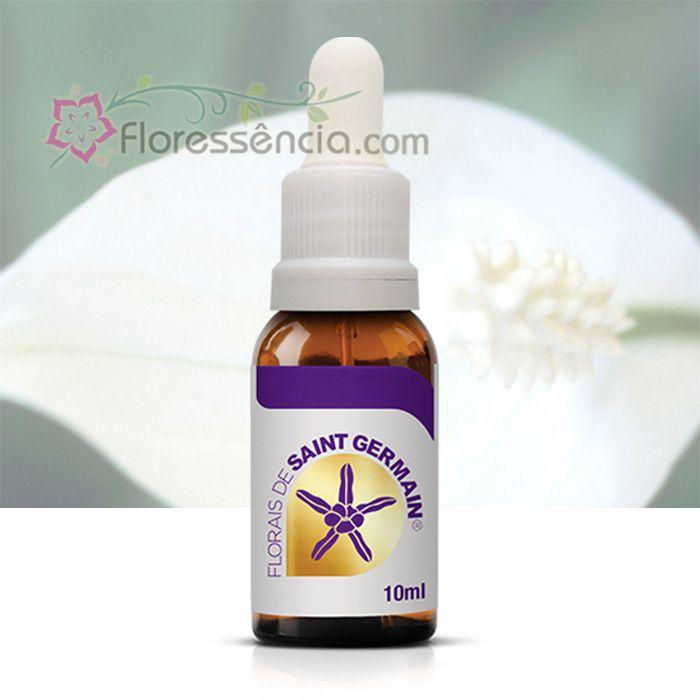 Lírio da Paz - 10 ml  - Floressência