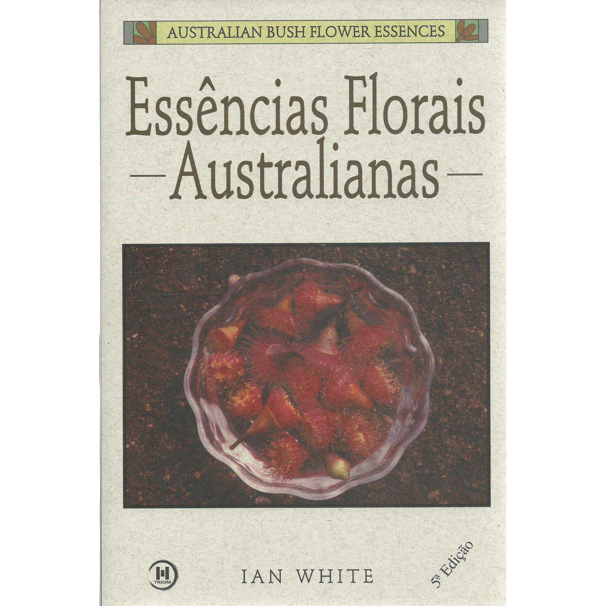 Livro Essências Florais Australianas  - Floressência