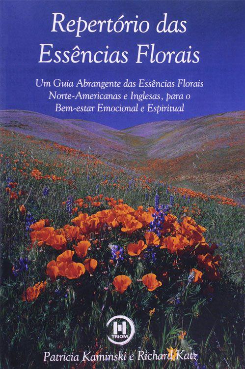 Livro Repertório das Essências Florais - Florais da Califórnia  - Floressência