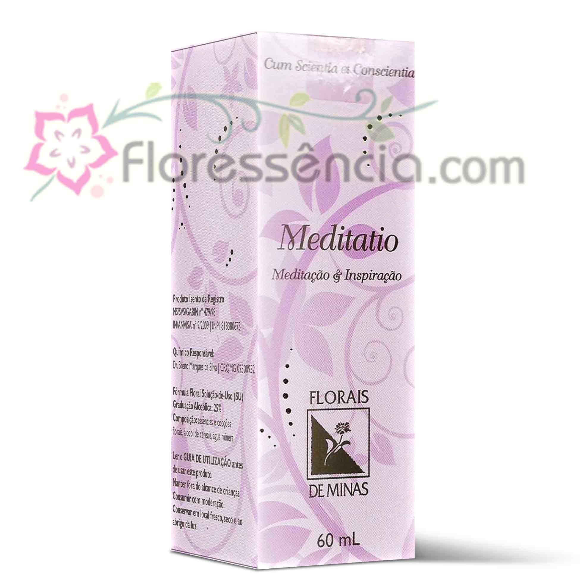 Meditatio - 60 ml  - Floressência