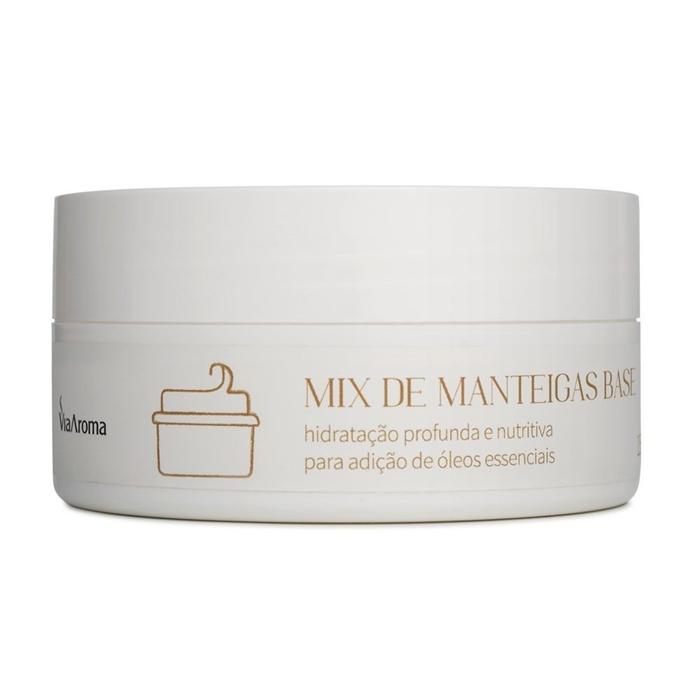 Mix de Manteigas Base - 150g  - Floressência
