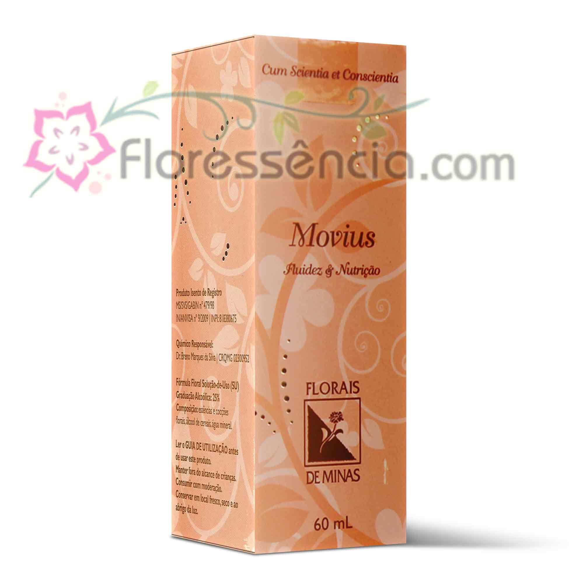 Movius - 60 ml  - Floressência