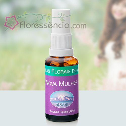 Nova Mulher - 30 ml  - Floressência