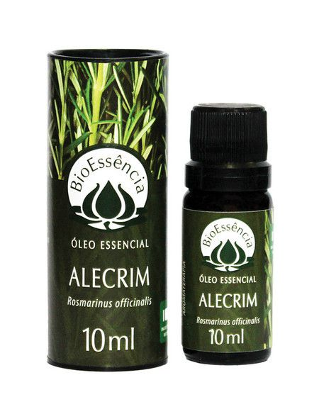 Óleo Essencial de Alecrim - 10 ml