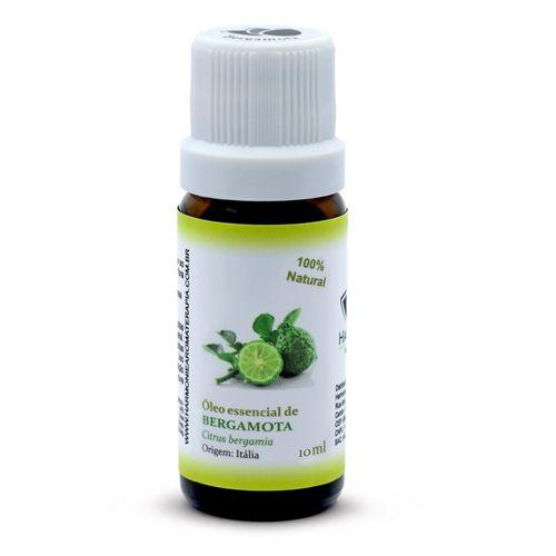Óleo Essencial de Bergamota - 10 ml  - Floressência