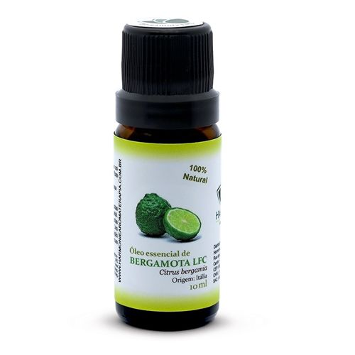 Óleo Essencial de Bergamota LFC - 10 ml