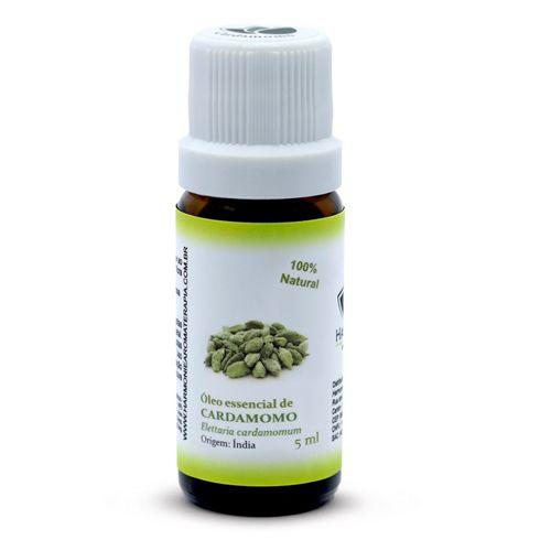 Óleo Essencial de Cardamomo - 5 ml