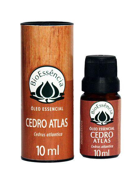 Óleo Essencial de Cedro Atlas- 10 ml  - Floressência