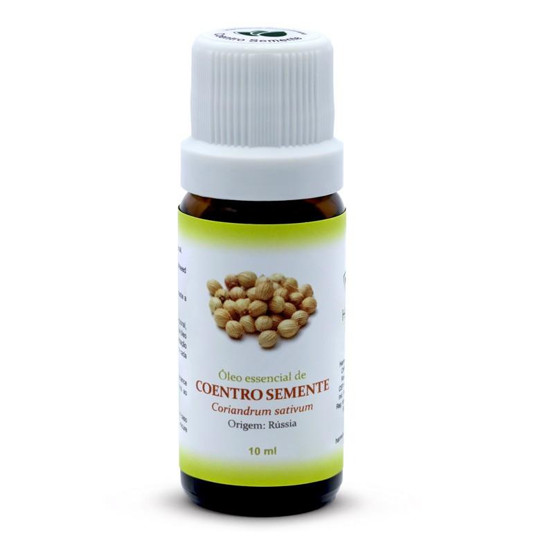 Óleo Essencial de Coentro Semente - 10 ml  - Floressência