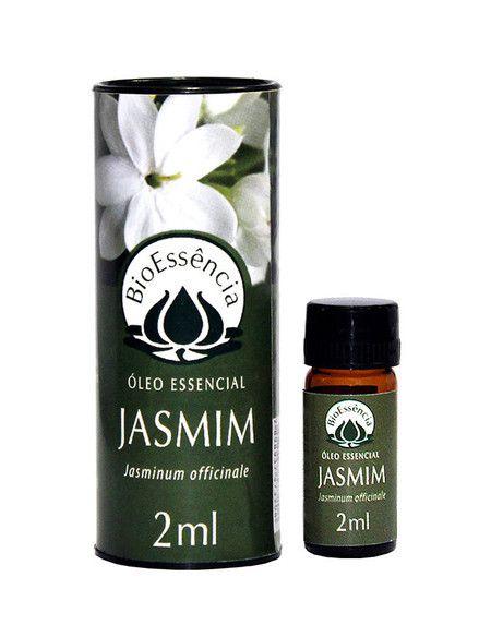 Óleo Essencial de Jasmim - 2 ml  - Floressência