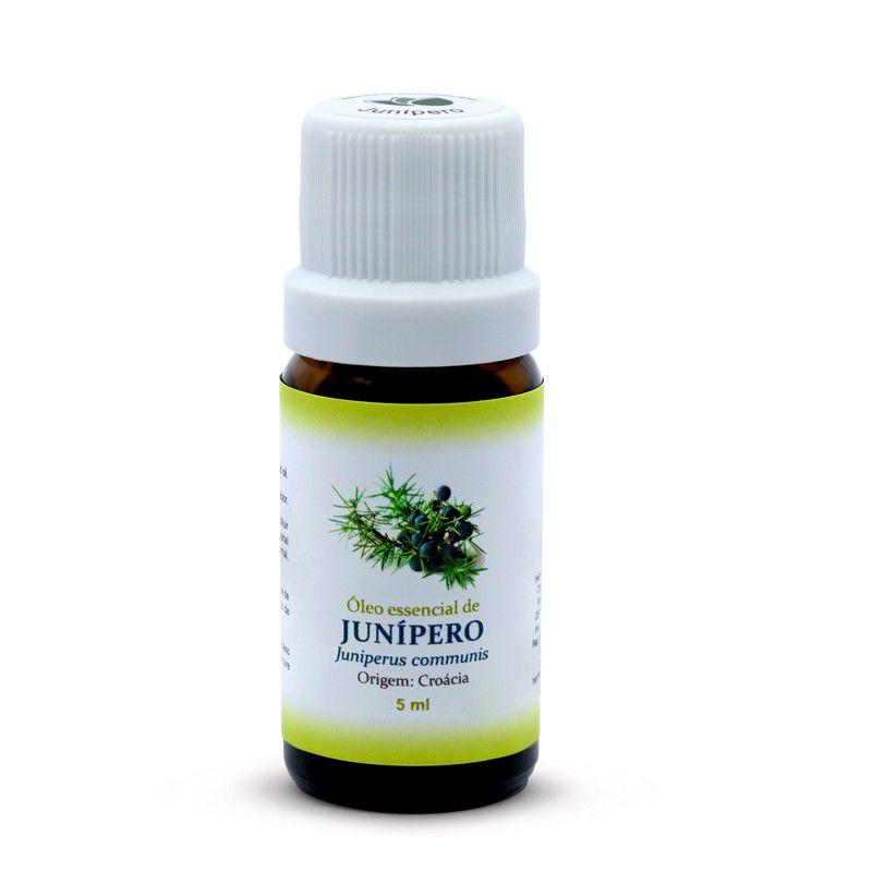 Óleo Essencial de Junípero - 5 ml  - Floressência