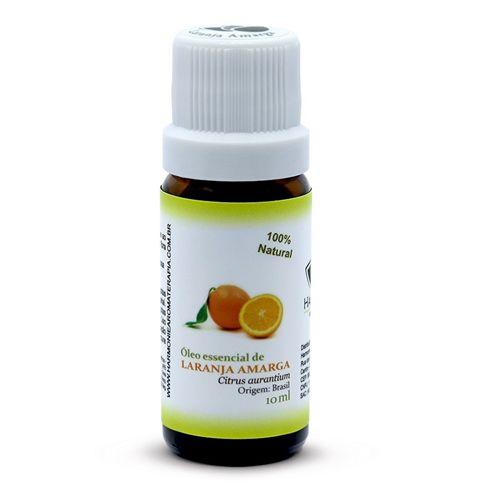 Óleo Essencial de Laranja Amarga - 10 ml