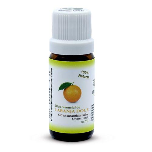 Óleo Essencial de Laranja Doce - 10 ml  - Floressência