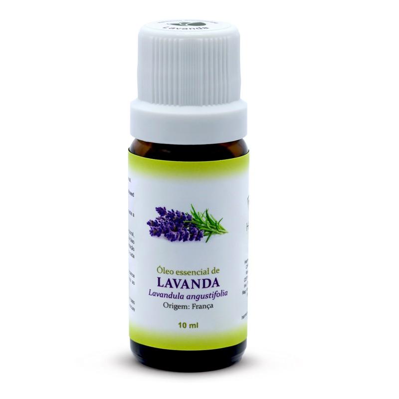 Óleo Essencial de Lavanda - 10 ml  - Floressência