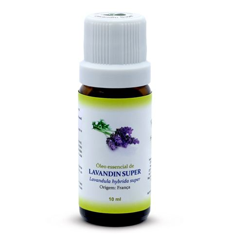 Óleo Essencial de Lavandin Super - 10 ml  - Floressência