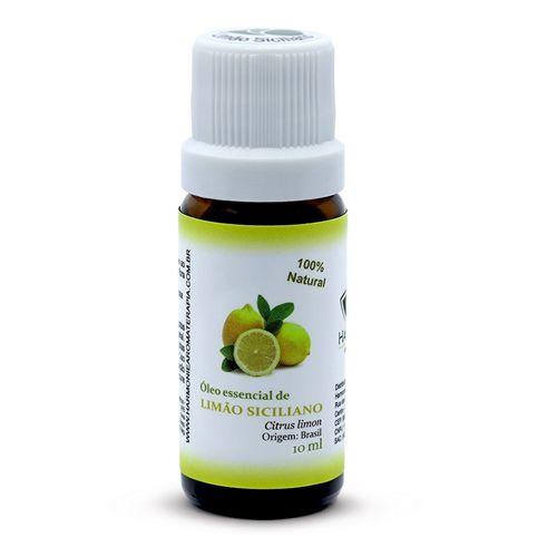 Óleo Essencial de Limão Siciliano - 10 ml