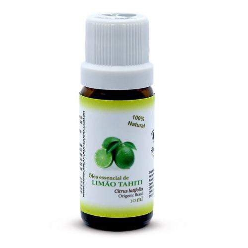 Óleo Essencial de Limão Tahiti - 10 ml