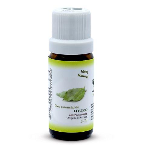 Óleo Essencial de Louro - 5 ml  - Floressência