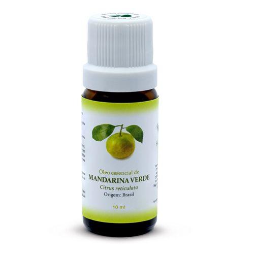 Óleo Essencial de Mandarina Verde - 10 ml