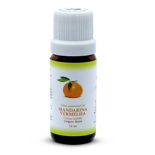 Óleo Essencial de Mandarina Vermelha - 10 ml