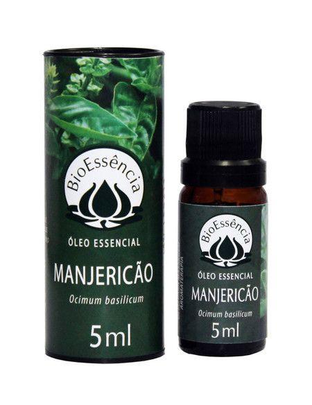 Óleo Essencial de Manjericão - 5 ml  - Floressência