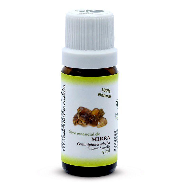 Óleo Essencial de Mirra - 5 ml  - Floressência
