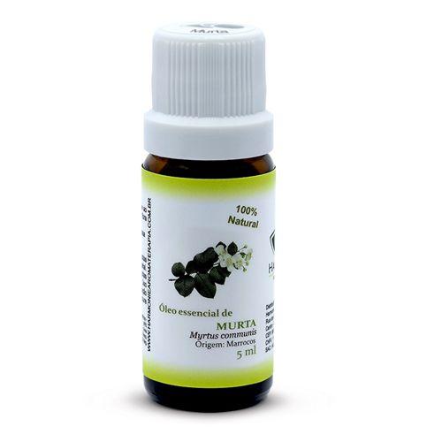 Óleo Essencial de Murta - 5 ml  - Floressência