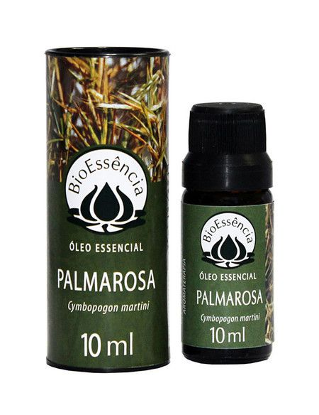 Óleo Essencial de Palmarosa - 10 ml