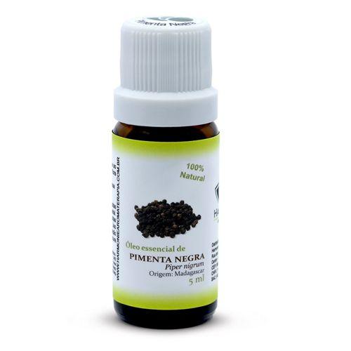 Óleo Essencial de Pimenta Negra - 5 ml  - Floressência