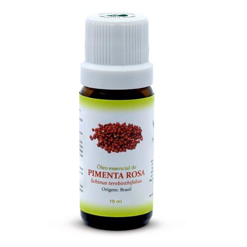 Óleo Essencial de Pimenta Rosa - 10 ml