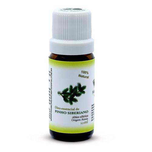 Óleo Essencial de Pinho Siberiano - 10 ml  - Floressência