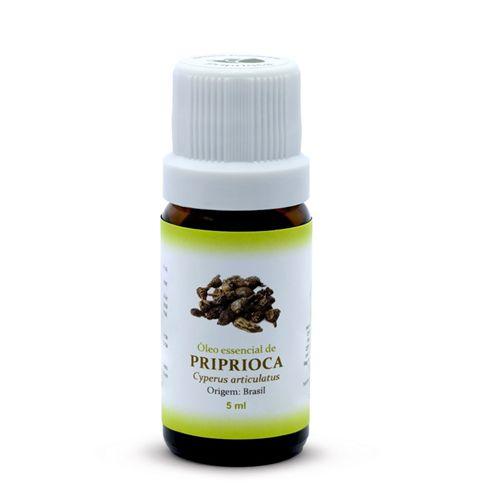 Óleo Essencial de Priprioca - 5 ml