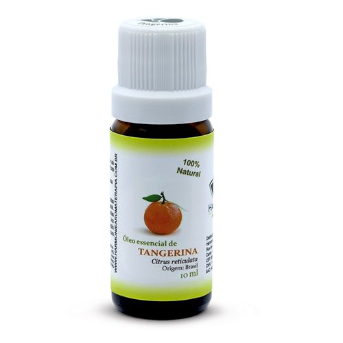 Óleo Essencial de Tangerina - 10 ml  - Floressência
