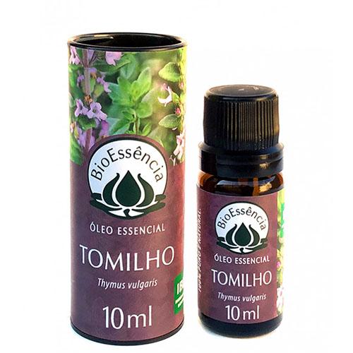 Óleo Essencial de Tomilho - 10 ml