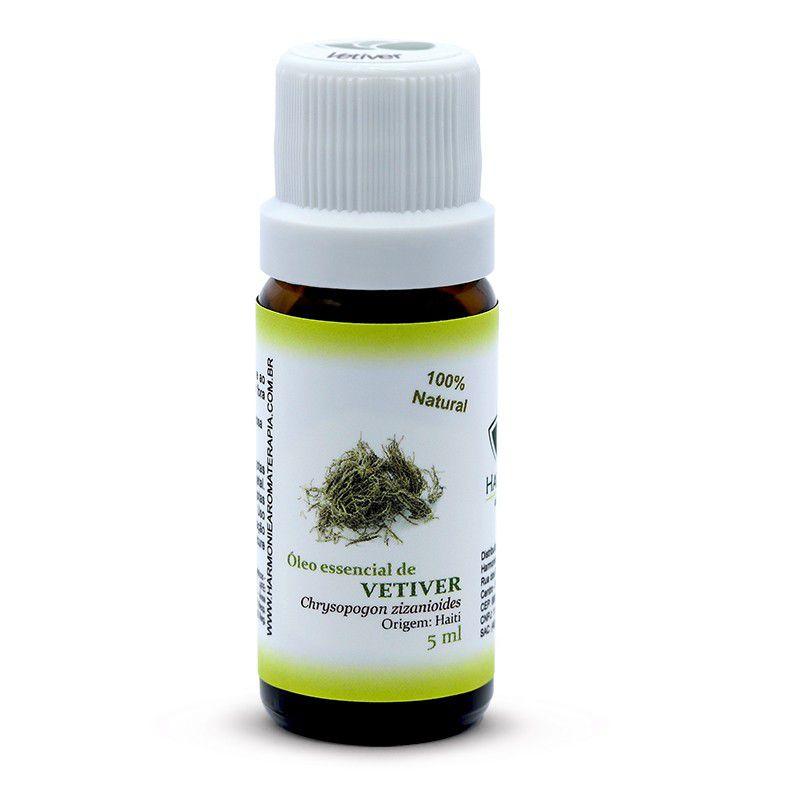 Óleo Essencial de Vetiver - 5 ml  - Floressência