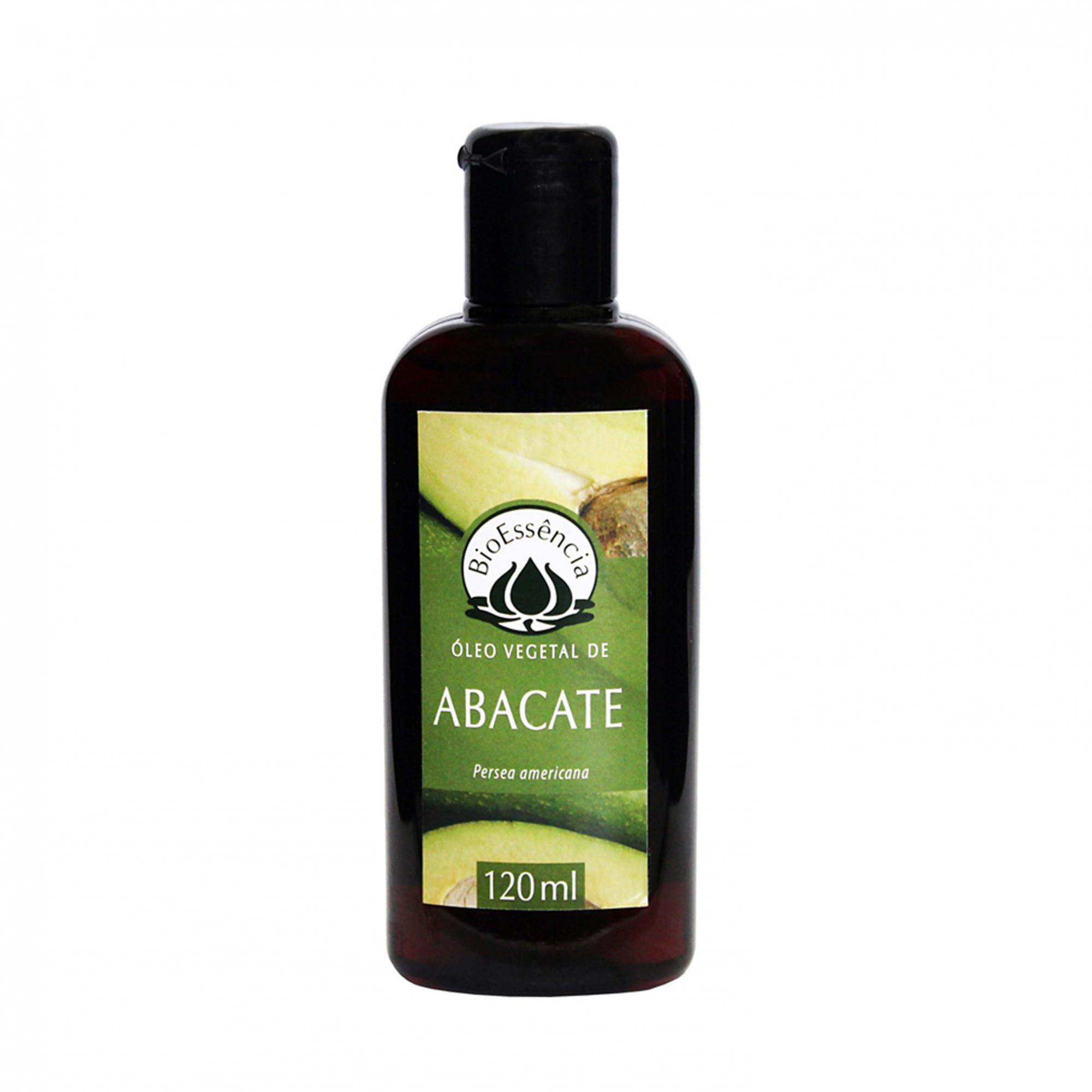 Óleo Vegetal de Abacate - 120 ml