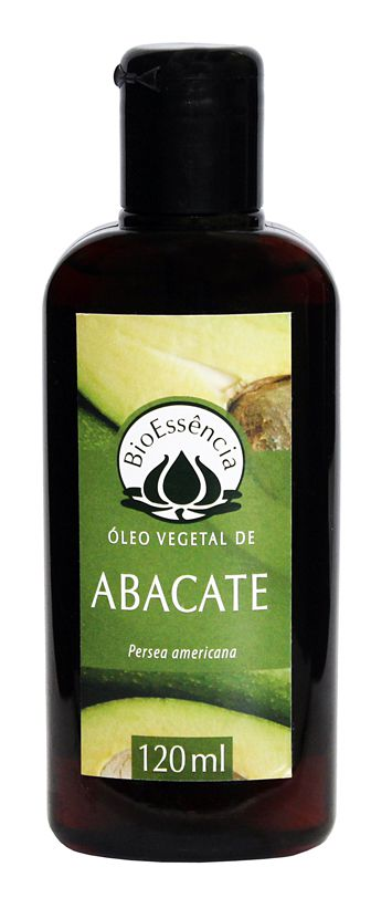 Óleo Vegetal de Abacate - 120 ml  - Floressência