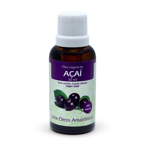Óleo Vegetal de Açaí -  30 ml