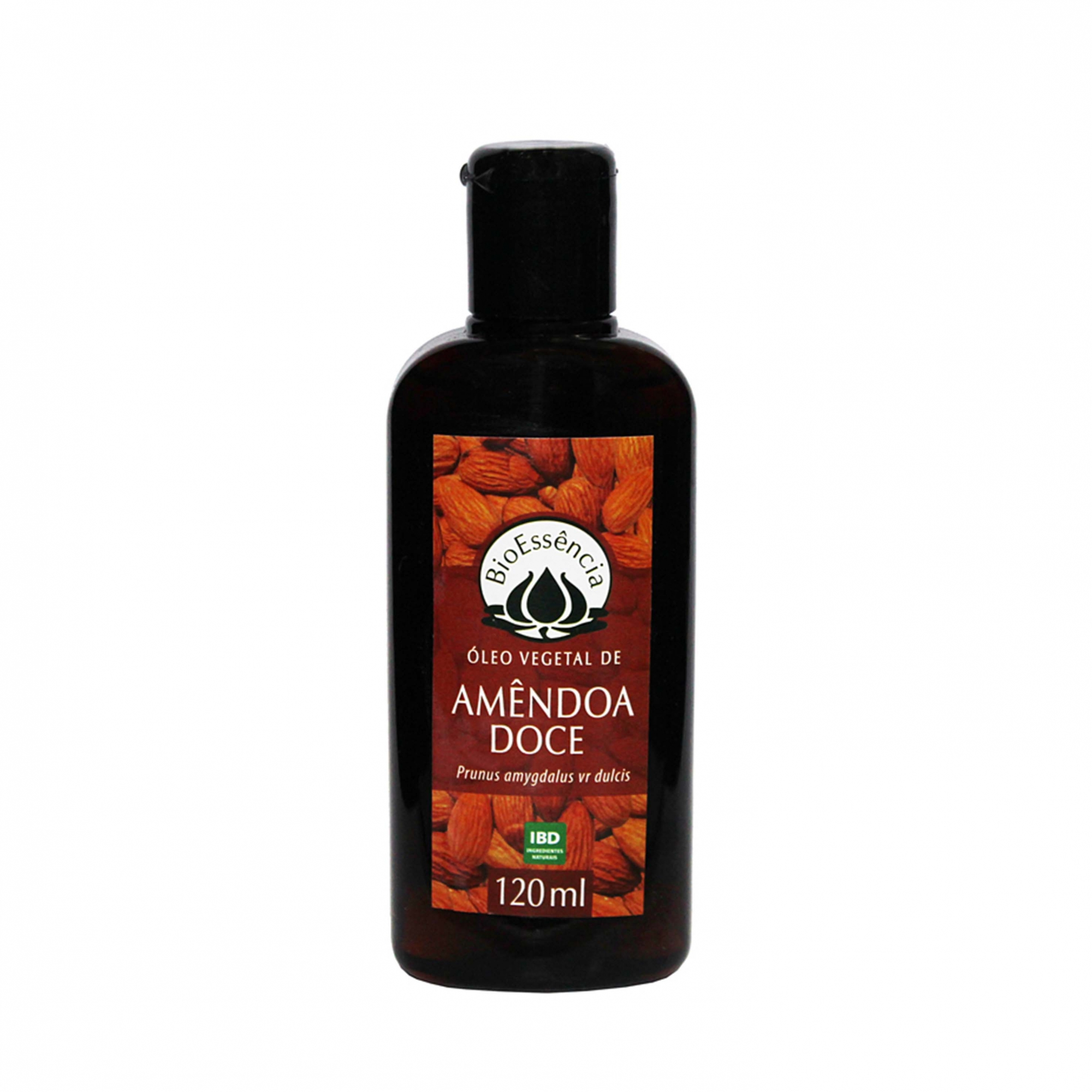 Óleo Vegetal de Amendoa Doce - 120 ml