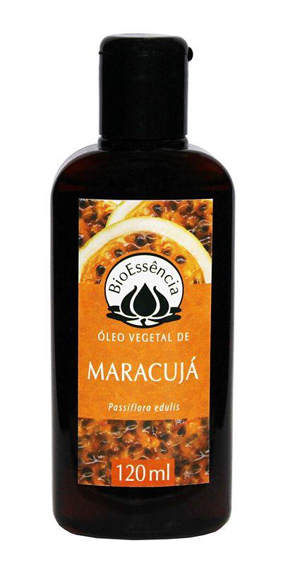 Óleo Vegetal de Maracujá - 120 ml  - Floressência