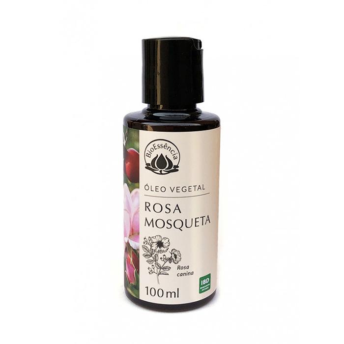 Óleo Vegetal de Rosa Mosqueta - 100 ml