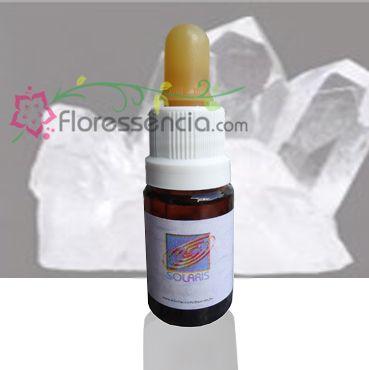 Quartzo Incolor - 10 ml  - Floressência