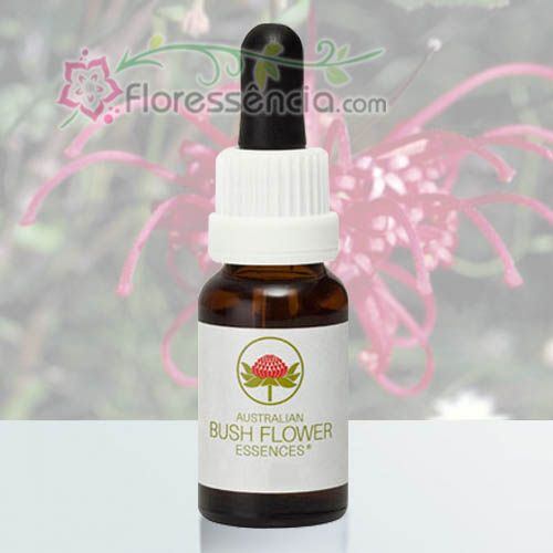 Red Grevillea - 15 ml  - Floressência