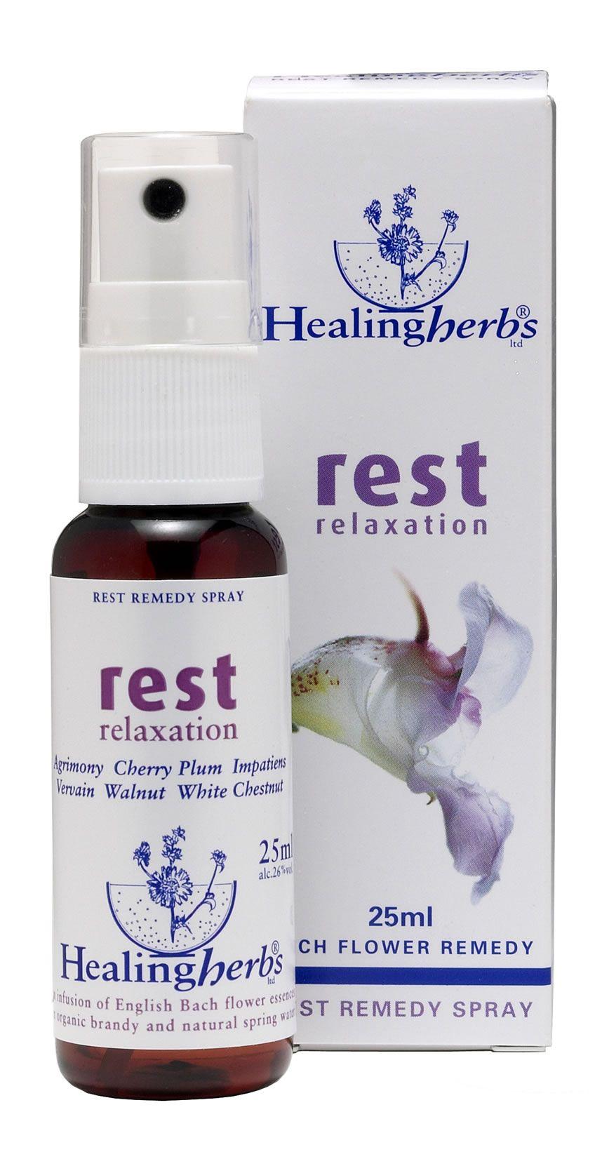 Rest Remedy Spray Oral - 25 ml  - Floressência