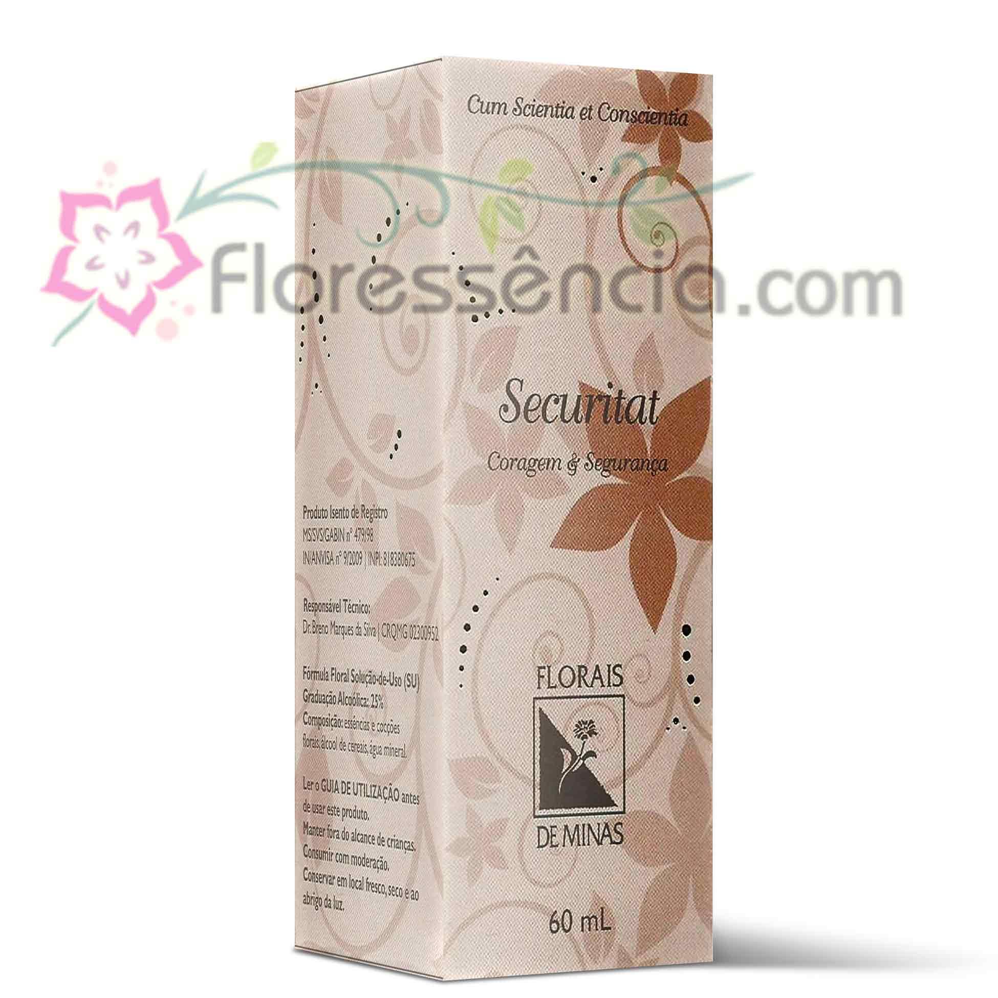 Securitat - 60 ml  - Floressência