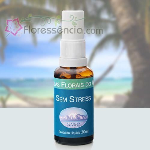 Sem Stress - 30 ml  - Floressência