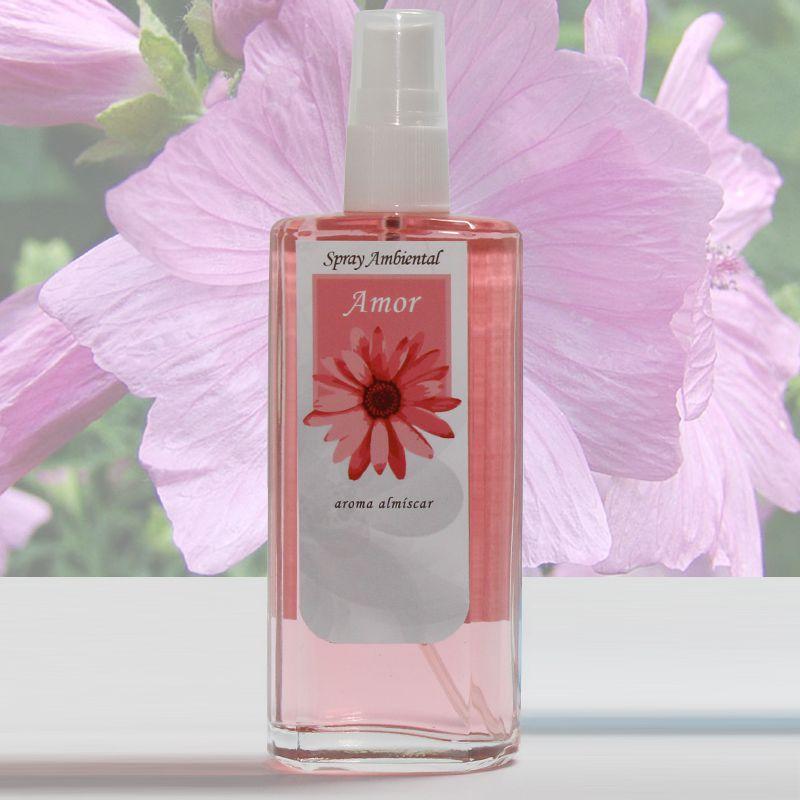 Spray Ambiental Amor - 100 ml  - Floressência