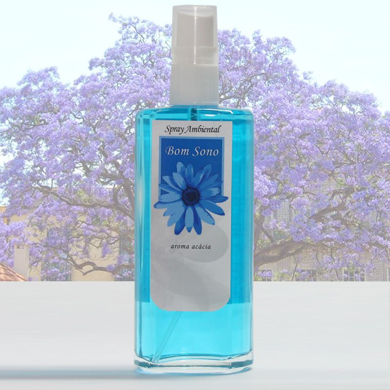 Spray Ambiental Bom Sono - 100 ml  - Floressência