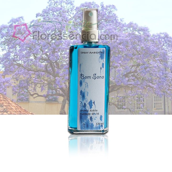 Spray Ambiental Bom Sono - 120 ml  - Floressência
