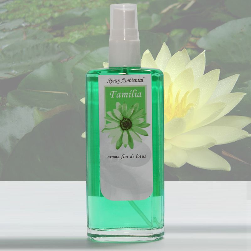 Spray Ambiental Família - 100 ml  - Floressência